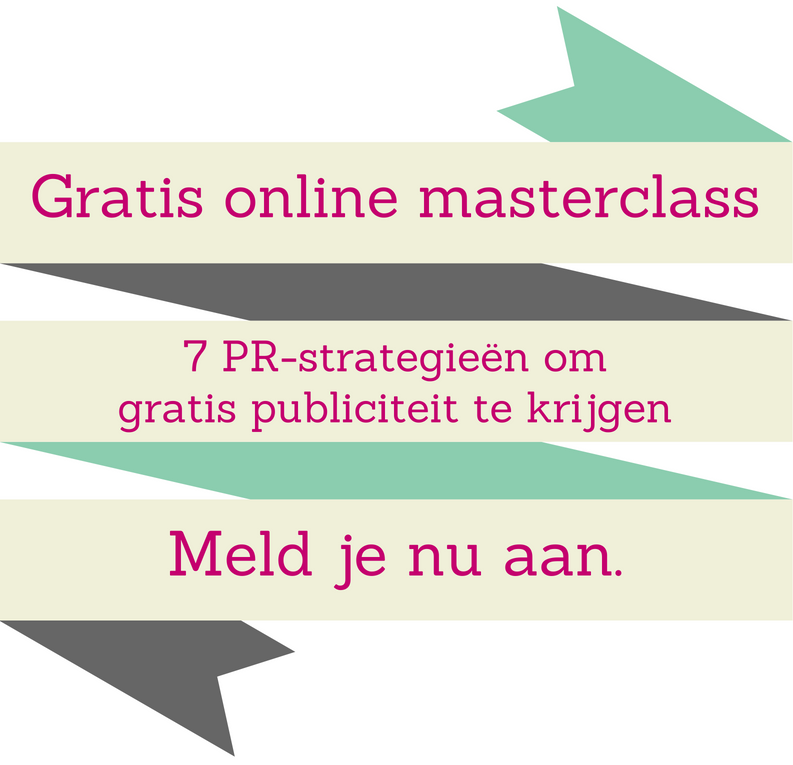 PR-training over gratis publiciteit in de media
